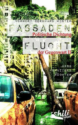 Fassadenflucht: Politische Dichtung der Gegenwart II - Cover