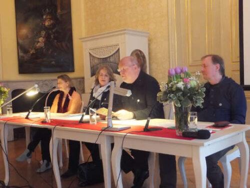 Esther Ackermann, Barbara Schaffeld, Ulrich Schacht, Ralph Grüneberger