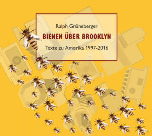 Grüneberger: Bienen über Brooklyn (Cover)