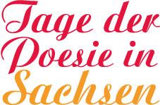 Tage der Poesie 2015 - Logo