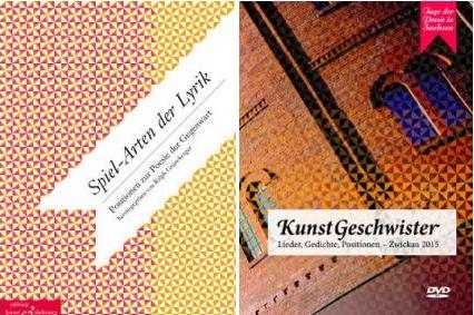 """""""Spiel-Arten der Lyrik"""" und """"KunstGeschwister"""""""