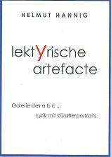 Helmut Hannig: lektyrische artefacte