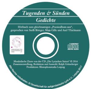 Tugenden und Sünden (CD-Label)