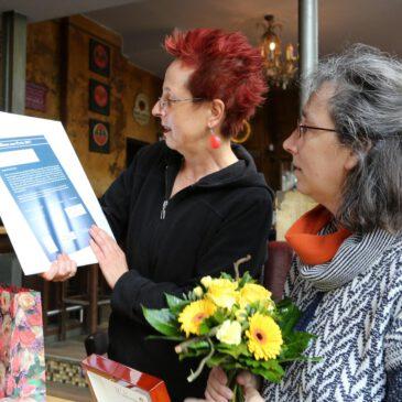 Erica Natale erhielt den Poesiealbum neu-Preis 2017