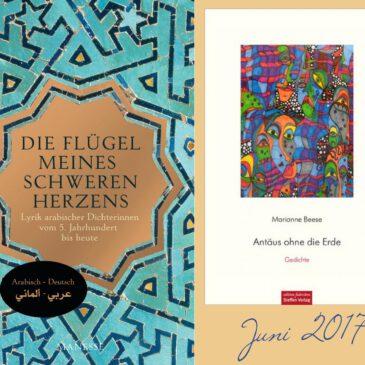 Lyrik arabischer Dichterinnen vs. Antäus ohne die Erde