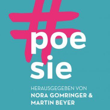 #poesie –> überall und in allem