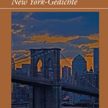 Poesiealbum neu: New York-Gedichte erschienen